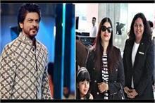 अमिताभ दिवाली पार्टी में शाहरुख ने बचाई ऐश्वर्या की मैनेजर...