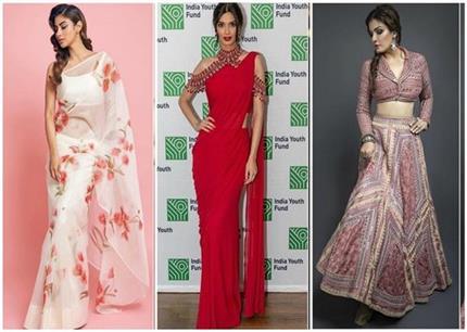 Diwali Fashion: ट्राई करें यें लेटेस्ट आउटफिट्स की खास कलेक्शन(See...