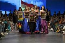 इंडिया रनवे वीकः बॉलीवुड एक्ट्रेसेज ने दिखाया ट्रेडिशनल...