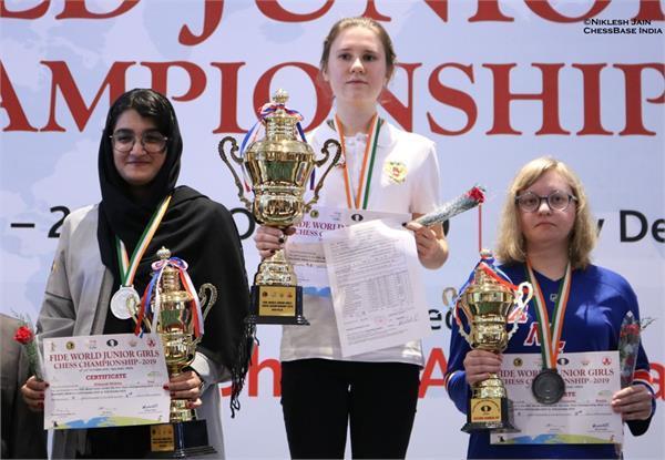 world junior chess championship 2019