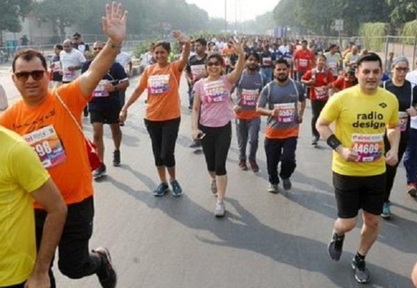 marathon news in hindi