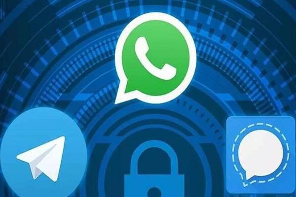 व्हाट्सएप के बाद इन मैसेजिंग एप्स पर भी मंडरा रहा हैकिंग का खतरा