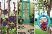 DIY Ideas! गार्डन डैकोरेशन के बेस्ट क्रिएटिव आइडियाज