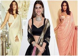 Fashion! बॉलीवुड का नया फैशन ट्रेंड 'ब्रा कट ब्लाउज'