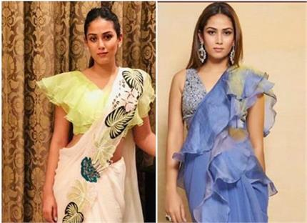 Fashion Style: मीरा राजपूत है रफ्फल डिजाइन की दीवानी