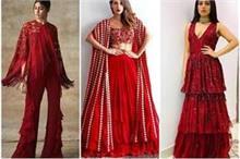 Outfit:रेड है फेवरेट तो ट्राई करें ये लेटेस्ट डिजाइन