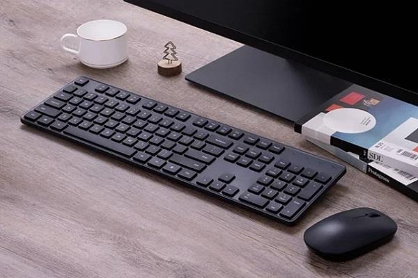 शाओमी ने बाजार में उतारा वायरलैस कीबोर्ड और माउस, जानें खासियतें