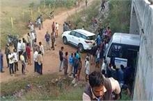 हैदराबाद गैंगरेप: पुलिस एनकाउंटर में मारे गए चारों आरोपी,...