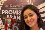 'सो पॉजिटिव' पहल के लिए इस अवॉर्ड से सम्मानित हुई अनन्या पांडे