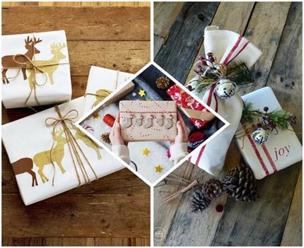 DIY Ideas: क्रिसमस पर खुद क्रिएटिव तरीके से करें गिफ्ट पैक