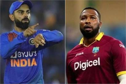 india and west indies a