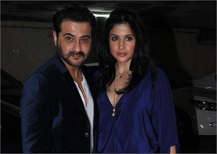 शादी की सालगिरह पर संजय ने शेयर की फोटो, बॉलीवुड सितारों ने दी बधाई