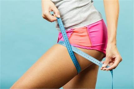2 मिनट की एक्सरसाइज तेजी से घटाएगी कूल्हों की चर्बी