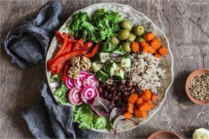 शाकाहारी हैं तो आपके लिए है ये बेस्ट डाइट प्लान