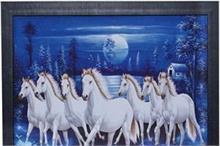 Vastu Tips: घर में क्यों लगाई जाती है 7 घोड़ों की तस्वीर?