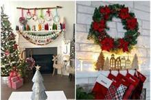 Decor Ideas: क्रिसमस पार्टी के लिए यूं सजाएं अपना घर