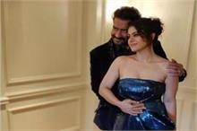 क्रिसमस के दौरान रोमांटिक अंदाज में नजर आए अजय और काजोल,...