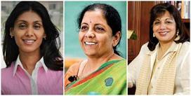 दुनिया की 100 मोस्ट पावरफुल वुमन में 3 भारतीय महिलाएं शामिल