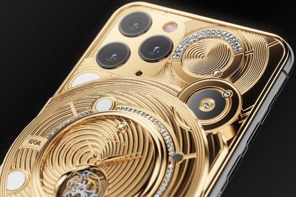 गोल्ड और डायमंड से बना है यह iPhone 11 Pro, कीमत 91 लाख रुपए