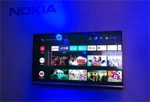 Nokia ने भारत में लांच किया अपना पहला 4K SMART TV, जानें कीमत