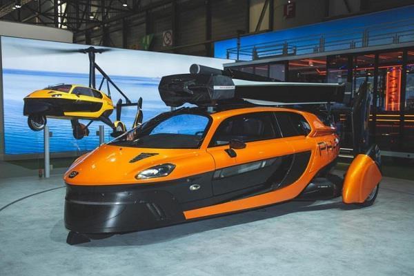जमीन से 11 हजार फीट की उंचाई पर उड़ती है ये कार, जानें कीमत