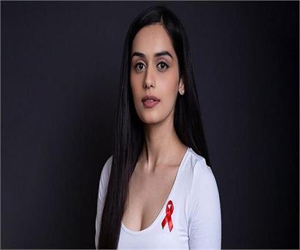 मानुषी छिल्लर ने Aids-Day पर महिलाओं को दिया खास संदेश