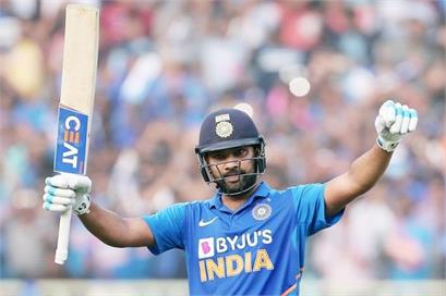 rohit sharma record