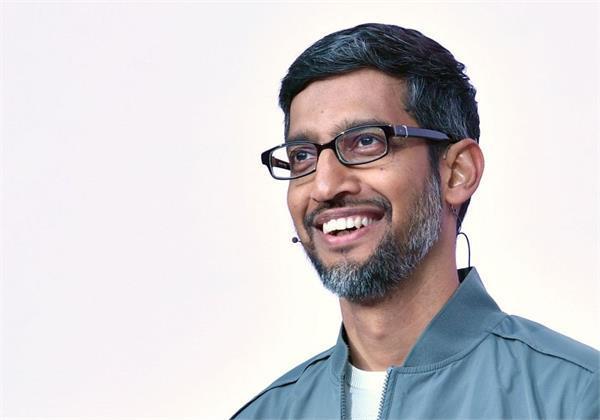 गूगल की पेरेंट कंपनी अल्फाबेट के सीईओ बने सुंदर पिचाई