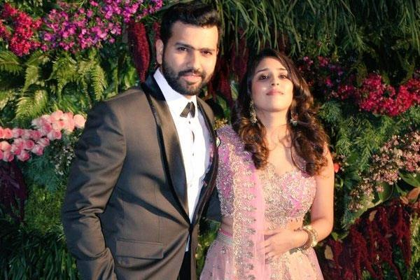 rohit sharma wife