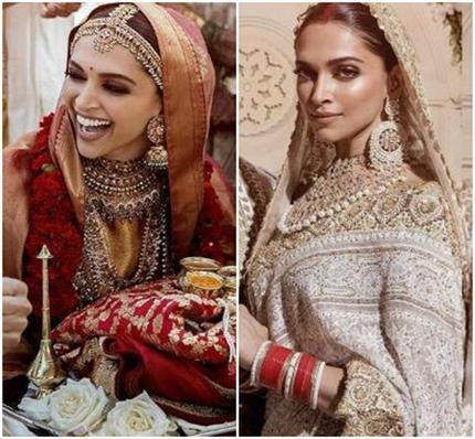 Jewellery Fashion: दीपिका पादुकोण के 10 ओवरसाइज्ड ईयररिंग्स (See Pics)