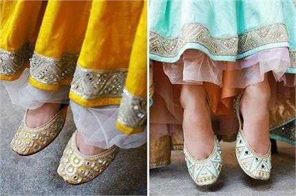 दुल्हन के लिए बेस्ट हैं पंजाबी जूती के ये 10 स्टाइल