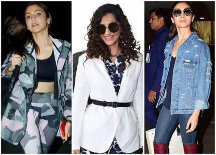 Winter Fashion: बॉलीवुड दीवाज से लीजिए ट्रेंडी जैकेट्स के आइडियाज