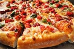 घर पर बनाएं टेस्टी Pizza