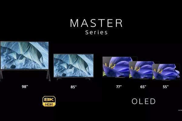CES 2019: 8K रिजोल्यूशन के साथ Sony ने लांच किया 98 इंच का टीवी