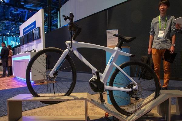 CES 2019 में दिखा साइकिलिंग का नेक्स्ट लैवल