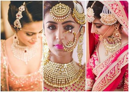 Wedding Jewellery: पासे के फैशन ने फिर की वापिसी