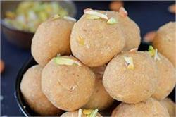Lohri Recipe: घर पर खुद बनाएं पंजाब की खास मिठाई आटे की पिन्नी