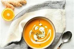 Winter Spl: घर पर बनाएं टेस्टी एंड हेल्दी पंपकिन आरेंज सूप