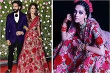 राज ठाकरे की बहू ने रिसेप्शन में पहना दीपिका पादुकोण जैसा...