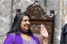बिहार की बेटी 'मोना' बनी अमेरिका की सीनेटर, देश का नाम किया...