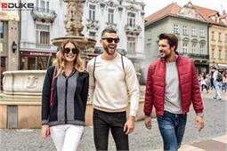 Winter Fashion: Duke पर करें स्वैटर्स-जैकेट्स की शॉपिंग
