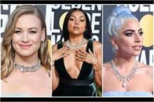 Golden Globe 2019: आउटफिट नहीं रैड कार्पेट पर दिखा ज्यूलरी...