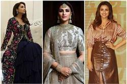Bollywood Fashion: वेस्टर्न और ट्रेडीशनल, हर लुक में परफेक्ट दिखती हैं परिणीति