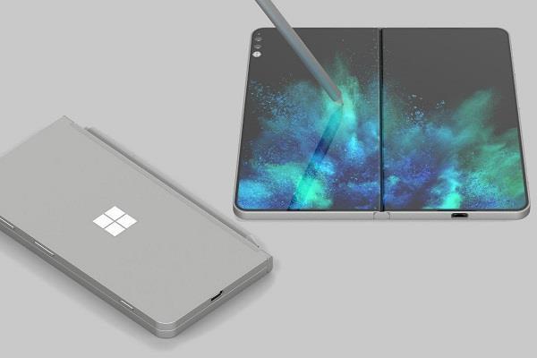 अब Microsoft पेश करेगी विंडोज बेस्ड फोल्डेबल डुअल स्क्रीन डिवाइस