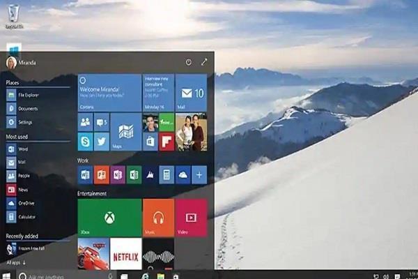 Windows 10 में माइक्रोसॉफ्ट ने किया बड़ा बदलाव, जानें यूजर्स पर क्या होगा असर