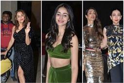 डायरेक्टर पुनीत की पार्टी में ग्लैमर्स अंदाज में पहुंचे सितारें, देखिए तस्वीरें