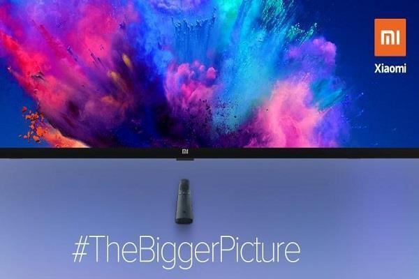 इस तारीख को भारत में लांच होगा Xiaomi का नया Mi TV