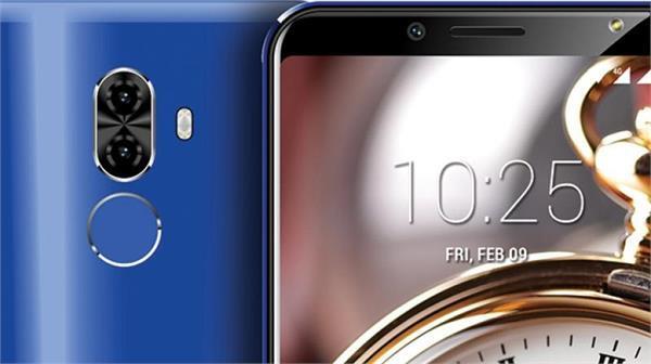 Jivi मोबाइल्स ने लांच किया प्रीमियम फुल व्यू OPUS S3