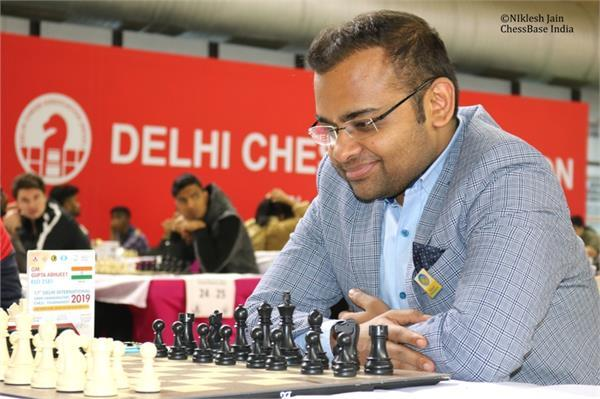delhi international open chess 2019