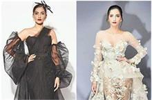 Fashion: सोनम के 10 वेस्टर्न टच गाउन, बोल्ड लुक के लिए...